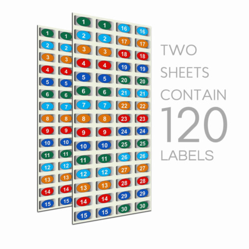 Steel Labels image